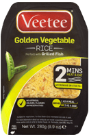 Golden Vegetable Rice