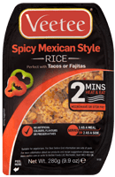 Spicy Mexican Style Rice