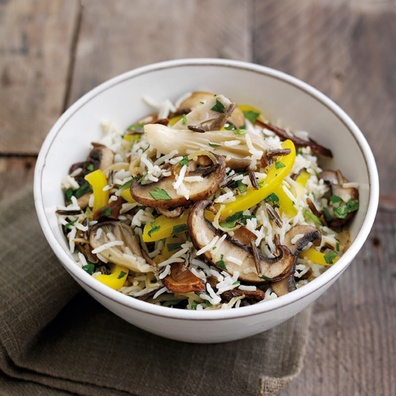 America S Test Kitchen Wild Rice And Mushroom Soup Recipe