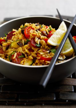 Southern Spicy Rice
