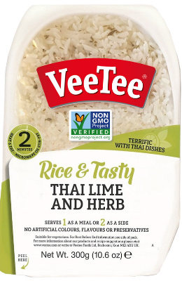 Thai Lime & Herb Rice